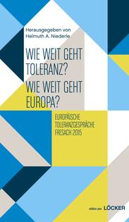 Europäische Toleranzgespräche 2015